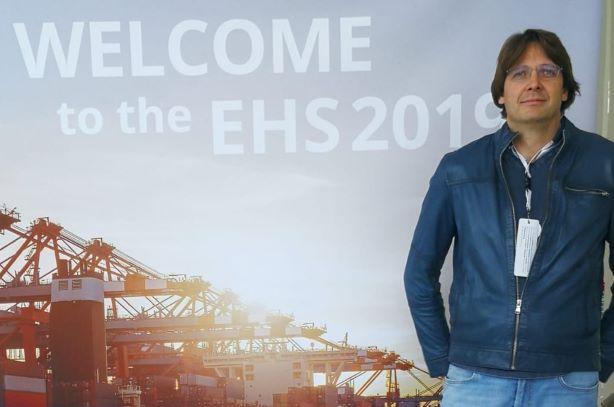 Il Dottor Rovagnati alla conferenza EHS di Amburgo